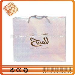 eco reusable 3d paper bag