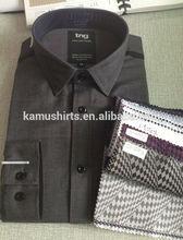 Latest designs man shirts cotton high quality shirts for man