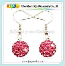 shamballa earring balls