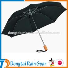 Cheap Promotion Manual Open Umbrella 2 Folds