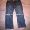 Atacado reciclado senhoras usado marca jeans
