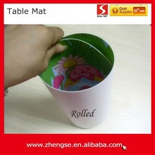 Customized Logo Printed Branded Table Mat