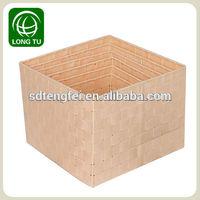 woven easter straw basket plastic basketexamples of handicrafts buy from ZIBO LONGTU