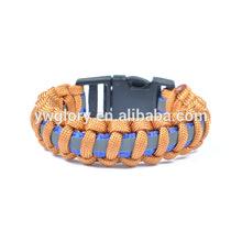 2014 new custom promotional reflective bracelet