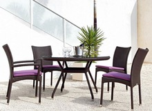 rattan glass top tables and chairs+rattan glass top table and chair