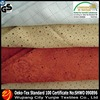 Hot sale microfiber thick faux suede fabric