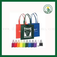 Colorful shopping bag promotional bag shopping tote bag