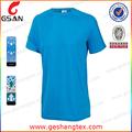 Alta qualidade 100% poliéster caber dri camisetas
