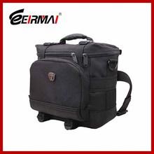 2014 EIRMAI waterproof black slr camera bag , vintage camera case