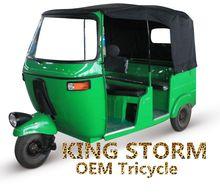 KST200ZK-2 bajaj three wheel electric car tricycle passenger CE