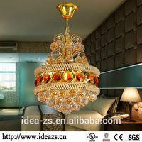 C98117 chandelier crystal pendant light ,crystal chandelier lamp ,led hanging tube lights t8