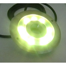 swimming pool led underwater light for fountains