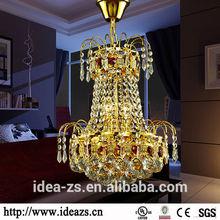 C9151 curtain crystal chandelier light ,architectural chandeliers ,led fiber optic chandelier