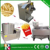 50kg/h small scale semi-automatic potato chips making machine price
