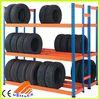truck spare tire rack, warehouse tyre racking, semi trailer spare tire rack