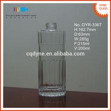 Nuevo diseño!!! Customed pequeñas botellas de licor