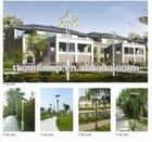 2013 high quality new design energy saving lamp solar power