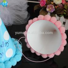 2014 High-end fabric birthday hat Wholesale Fancy Kids Happy Birthday Hat