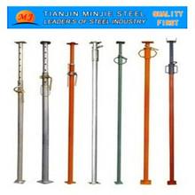internal tube 48mm*3.5mm heavy duty adjustable steel props