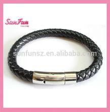2014 new arrival italian leather bracelet for men A000006