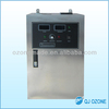 Ozone output 10g/h, applicable space 300m3 commercial O3 disinfector for odor control / kitchen exhaust duct