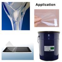 OCA Adhesive,PET film clear adhesive,Solvent Based Acrylic Adhesive,Pressure sensitive adhesive