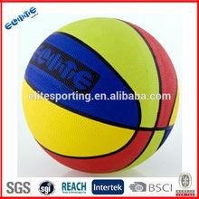 Hot sale rubber basketball 7