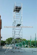 construction aluminum scaffold plank