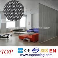 Interior Decoration Metal Coil Drapery