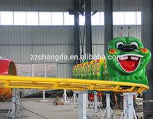 amusement park rides children roller coaster sliding insect amusement machine