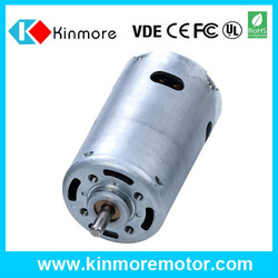 Kinmore RS-997H high speed and torque 85mm 10000 rpm permanent magnet motor dc