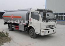 Dongfeng lpg tanker Truck 4x2 tanker truck / lpg tanker