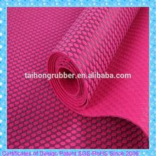 eco-friendly sports anti slip tpe yoga mat gym