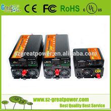 inverters converters DC 12V/24V/48V to AC 110V/220V