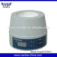 250ml electric digital display heating mantle with stirrer