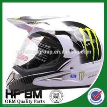ece motorcross helmet,full face motorcycle helmet, with OEM quality