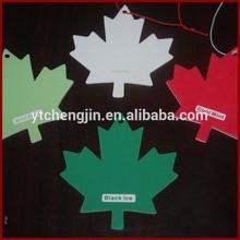 Canada leaf shape best air freshener for car