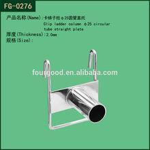 "2"" pipe mounting bracket / metal wire mesh fasteners"
