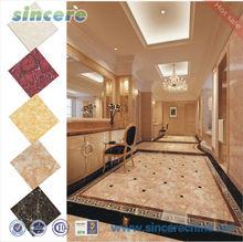 High traffic non slip matte decorative homogeneous floor tile