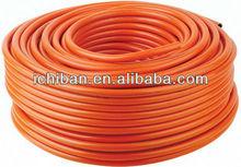 Most popular updated flexible single line rubber oxygen hose oxygen/acetylene hose