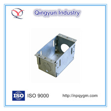 Hot Selling Rectangular Galvanized Steel Power Distrbution Box