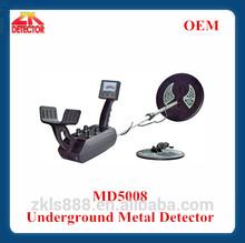 Under Ground Gold Metal Detector MD5008, Diamond detector, 3-3.5m