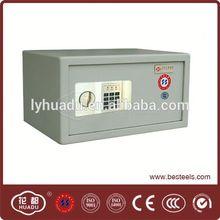 Practical small decorative safes box,safe lock parts