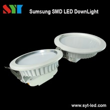 2014 modern australian nz electricals standards SAA CE CLIPSAL HPM dimmer 3 inch 10w Epistar smd led downlights CRI80 IP44