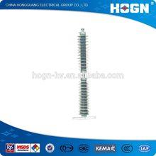 China Newly designed HV polymeric lightning arrester
