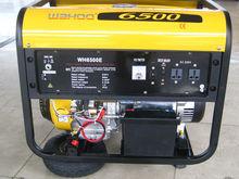 CE approval 5500Watts Max. Power Generator WH6500 Heavy Duty