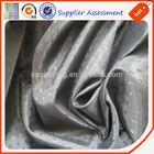 Polyester Viscose Jacquard Fabric Dobby Jacket Lining Shaoxing Manufacturer
