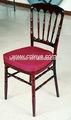 フレンチカフェの椅子