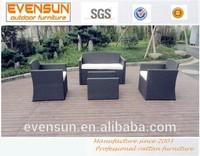 2014 Hotsale Wicker Aluminum Outdoor Rattan Furniture Surabaya