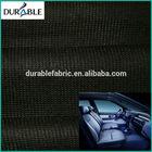 china custom car interior fabric recycled pet